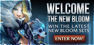 Win the new New Bloom sets!